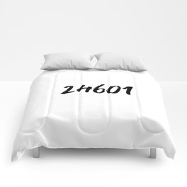 24601 - Les Miserables Comforters