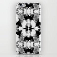 Tie Dye Blacks iPhone & iPod Skin