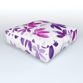 Celeste - Pink Palette Outdoor Floor Cushion