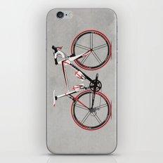 Race Bike iPhone & iPod Skin