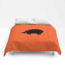 Angry Animals: hedgehog Comforters