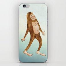 Sasquatch iPhone & iPod Skin