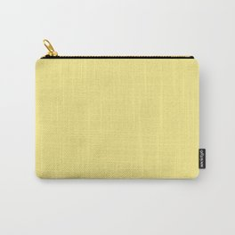 Daffodil Yellow - Solid Color Collection Carry-All Pouch