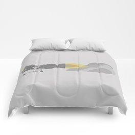 Emergancy Grocery Evacuation Device Comforters