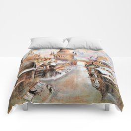 The old city Comforters