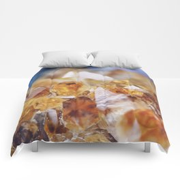 Citrine Light Comforters