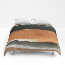 abstract minimal 12 Comforters