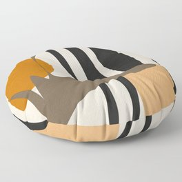 Abstract Art2 Floor Pillow