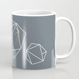 Abelie (White & gold) Coffee Mug