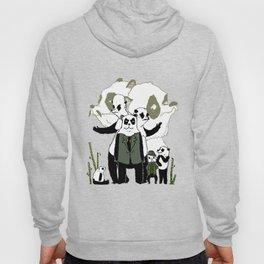 Sinon, un panda (7) Hoody