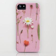 Wild Flowers Slim Case iPhone (5, 5s)
