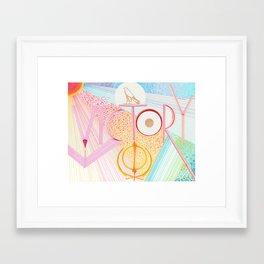 Victory - Shabad Atma Framed Art Print