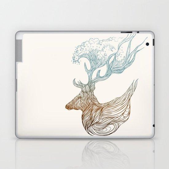 To The Ocean Laptop & iPad Skin