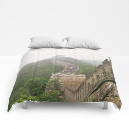 Great Wall Comforters