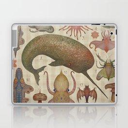 Marine Curiosities I Laptop & iPad Skin