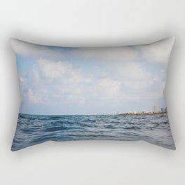 Panama City Beach Rectangular Pillow