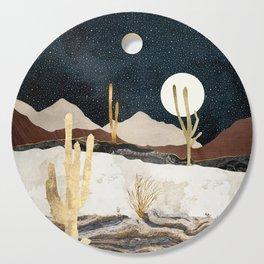 Desert View Cutting Board