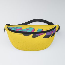 Comic book Travel Fanny Pack