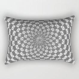 arte óptico 3 Rectangular Pillow