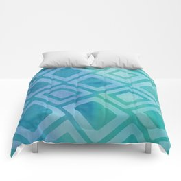 Motivo Cuadrado Comforters