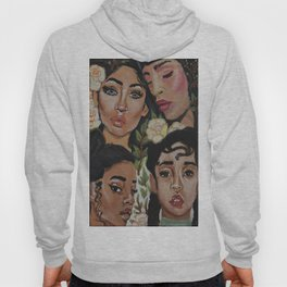 Mysterious Beauties Hoody