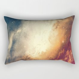 Galaxy Space - Spacial Dust Rectangular Pillow