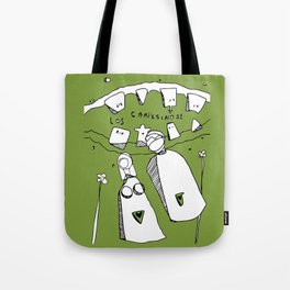 Los Campesinos Tote Bag
