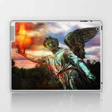 Burning Angel Laptop & iPad Skin