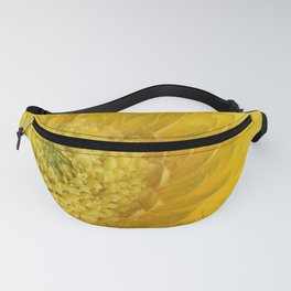 Bright Yellow Fanny Pack