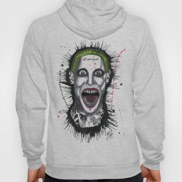 The Horror of The Joker Hoody