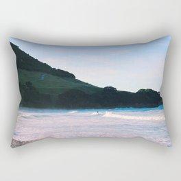 Bright Wave Rectangular Pillow
