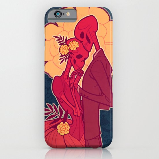 Muertos iPhone & iPod Case