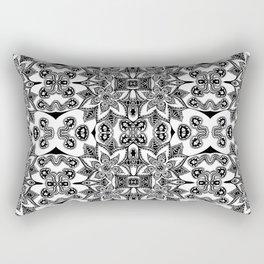 Degausser Rectangular Pillow