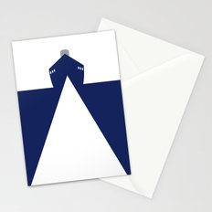 No100 My Titanic minimal movie poster Stationery Cards