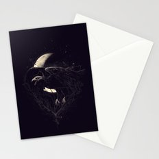 NightFlight Stationery Cards