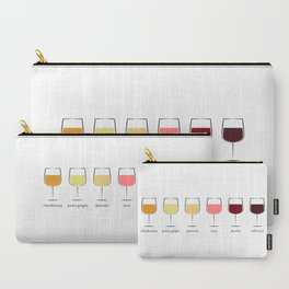 Wine Spectrum Carry-All Pouch