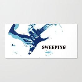 Go Rockers Canvas Print