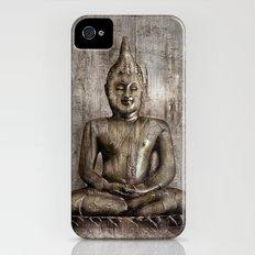 Klassischer Budda iPhone (4, 4s) Slim Case