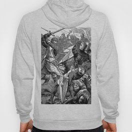 The Battle of Evesham: De Montfort's Last Stand Hoody