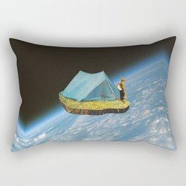 Space camp Rectangular Pillow