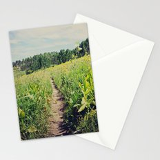Summer Path Stationery Cards