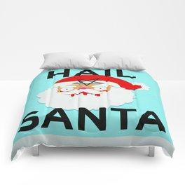 Hail Santa Comforters