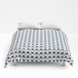 Patterns Geometric Curves Comforters