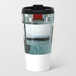 Iceland Metal Travel Mug
