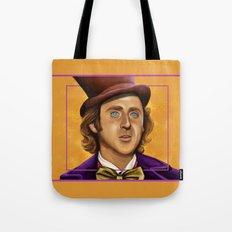 The Wilder Wonka Tote Bag