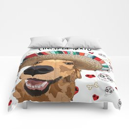 Cinco de Retriever Comforters
