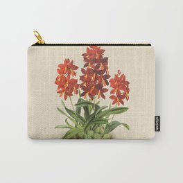 R. Warner & B.S. Williams - The Orchid Album - vol 01 - plate 004 Carry-All Pouch