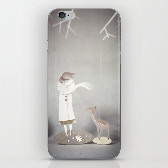 But By A Thread iPhone & iPod Skin