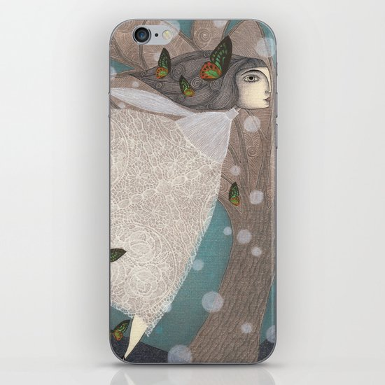 Finding Winter iPhone & iPod Skin