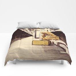 Gingerbread Man At Large Pt1 Comforters